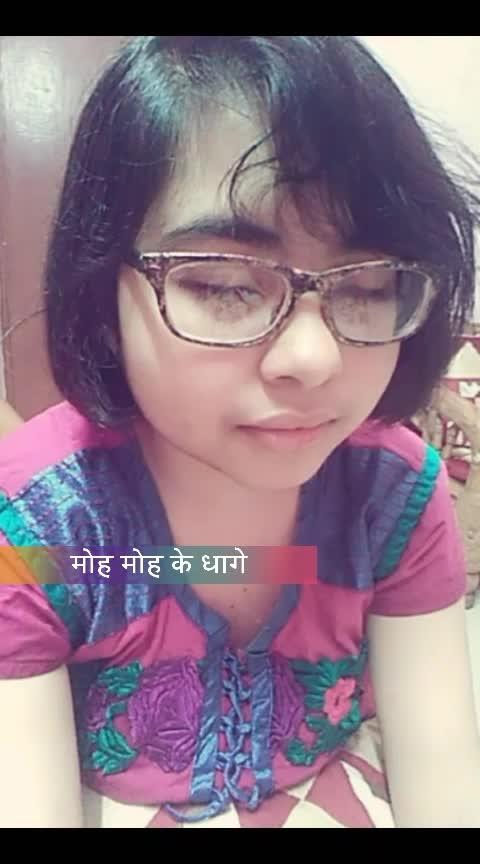 moh moh ke dhaage #mohmohkedhaage #monalithakur #love #ayushmannkhurrana #bhoomitrivedi #song #love #music #beats #Bollywood #featureme #roposostar #joyoners #joyocian