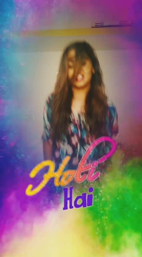 #holifun @kalpana2302