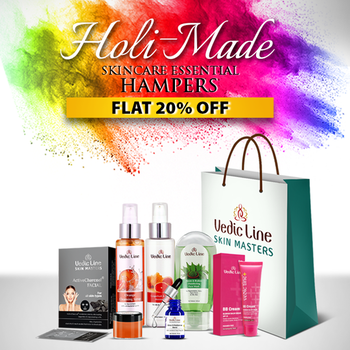 💟Strong Pink Or Soft Blue💜 Let Every color spread its shade  From the Color of Holi or Hooliganism, Vedicline is always there to take care of You and stand with you.  So sharing a caring gesture with Flat 20 % OFF On Holi Essential Hampers.  😍😍 Buy Now:👇👇  http://www.vedicline.com/product/category/88/holi-essential-hampers . . . #Holi #HoliHamper #HoliSkinCareHamper #HoliEssentials #HoliMadeSkinCare #Holi2019 #HoliOffer #HoliSale #HappyHoli #HoliFestival #HoliMasti #Vedicline #SkinMaster #NaturalIngredients #NaturalCare #NaturalSkinCare #AyurvedicProducts #NaturalProduct #CosmeticProduct #BeautyEssentials #BeautyProducts #HoliEssential #PreHoliSkinCare #PostHoliSkinCare #PreAndPostHoliSkinCare #Festival #Holidays #HoliDiscount #Discount