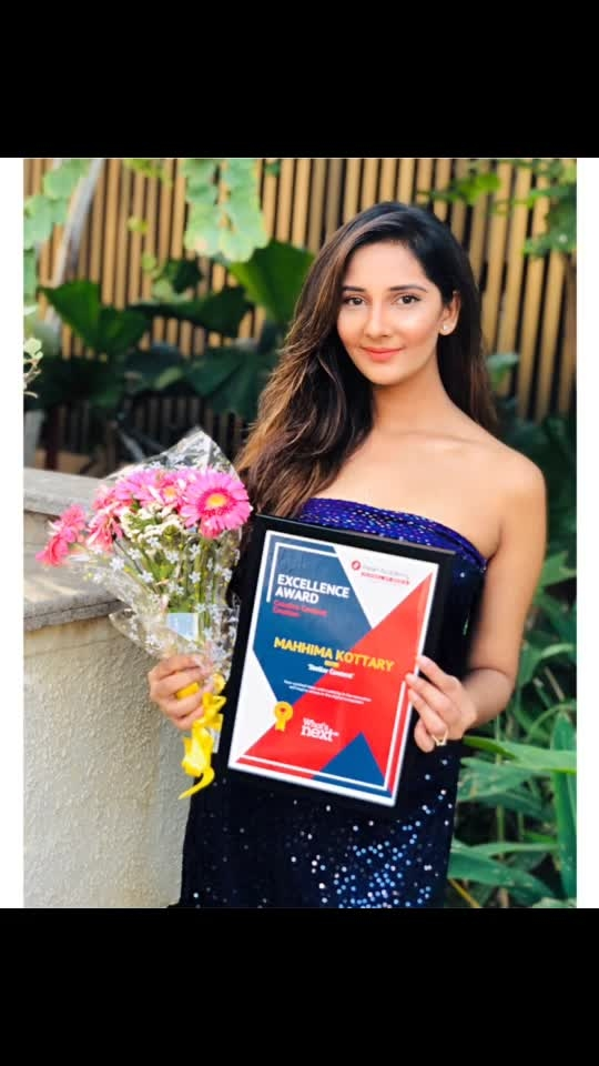 Stellar doesn't even come close to how I feel about receiving this award. Beaming with pride!Thanks PEARL ACADEMY for the award of Excellence in content creation! #Stellarcontent💜💕 #Award #mahhimabloggs ⠀⠀⠀⠀⠀⠀⠀⠀⠀⠀⠀⠀⠀⠀⠀⠀⠀⠀⠀⠀⠀⠀⠀⠀⠀⠀⠀⠀⠀⠀⠀⠀⠀⠀⠀⠀⠀ #WhatsNextMedia #IAMPearl #PearlAcademyMumbai #PearlAcademy #ARMWorldwide @honeytech #LMIFW #LMIFW19 #SchoolOfMedia