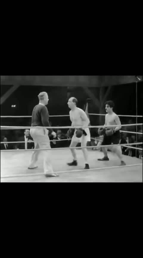 #charlie_chaplin #superb #funny #fight