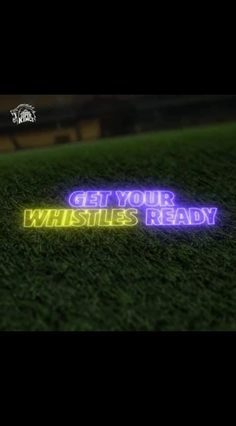 #csk_fan #whistlepodu