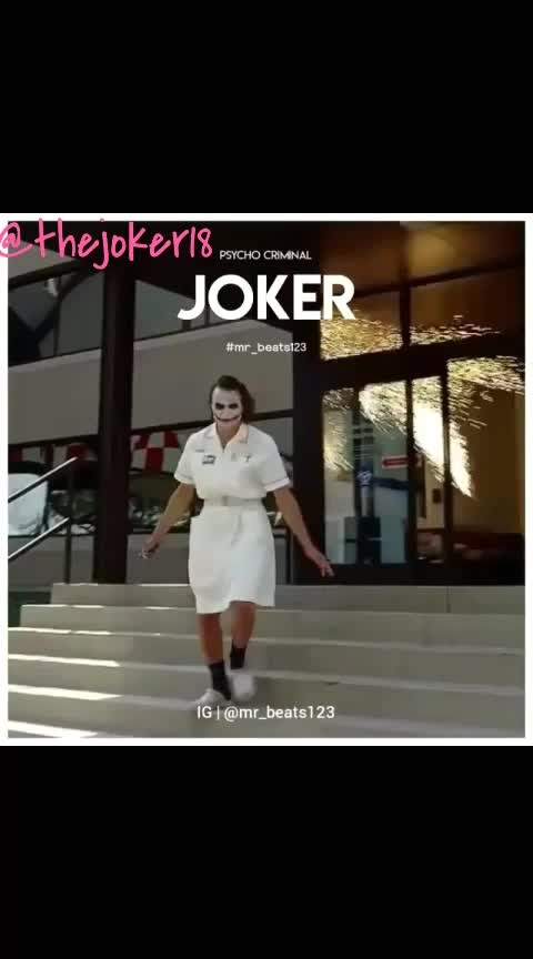 the joker.🃏 . .    . #joker #joking #jokerandwitch #joke #mad of joker