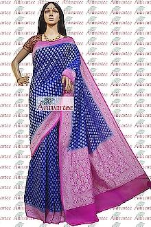 Banarasi pure georgette silk saree in blue and pink Code: BRS002027 Contact : +91 88612 55270 , 918792177606 Write to: anivartee108@gmail.com Malleshwaram, Bangalore #anivartee  #banarasi  #georgette  #georgettesaree  #banarasisaree #banarasisilksaree  #handwoven  #anivarteesarees #100sareepact  #sareesoverseas  #sareesinnewyork   #sareeusa  #sareeuk  #sareeswag #sareebangalore #sareechennai #sareepune #sareemumbai #sareedelhi #sareestyle  #malleshwaram #bangaloresaree sareechennai  #saree #sari #ethnicwear #indianwear #handwovensarees #handloom  #roposo-fashion #telugu-roposo #roposo-telugu #roposo-tamil  #roposo-hindi