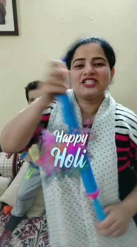 #happyholi #happyholi2019 #roposostars