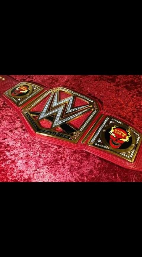 #wwe #universe #championship BELT #special #edition