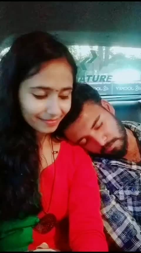 My Cute Baby Is Sleeping 😍😘 Don't Make Noise 😍😘#ropso-romance #mybae #mine @sajeeshappu