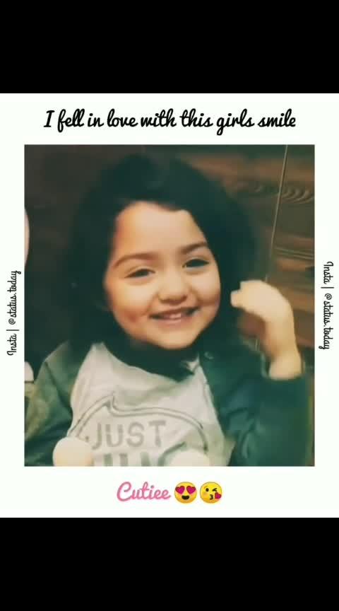 😍😍😍 #love #loveing #love-life #smilee #smileinstyle #smileday #cute-baby