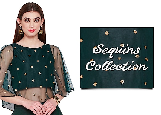 Sequins Colleciton!  https://bit.ly/2Fa7dbp  #9rasa #colors #studiorasa #ethnicwear #ethniclook #fusionfashion #online #fashion #like #comment #share #followus #like4like #likeforcomment #like4comment #newarrivals #ss19collection #ss19 #outfit #lehengaset #lehenga #sequin #collection