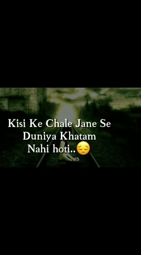 #roposo-soulful-quotes 👌👌😍😍