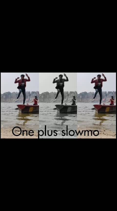 #R S Karthik #film hero  #Shoot on #oneplus slowmo @kashi..