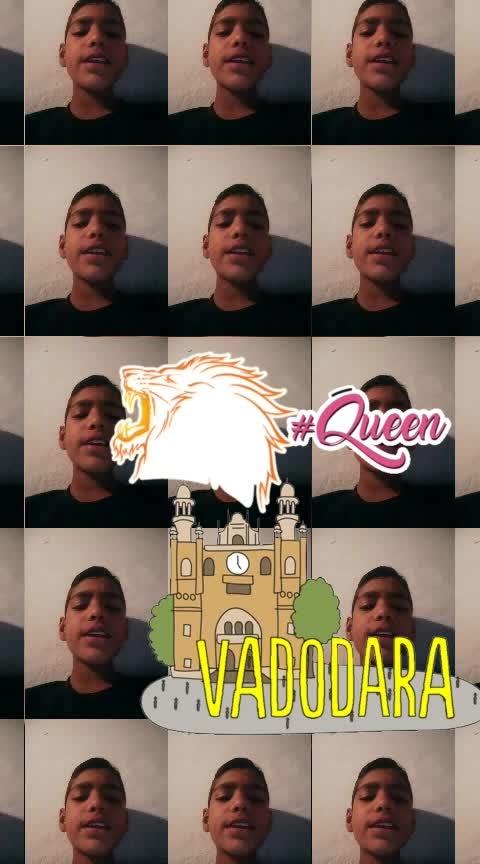 #chennaisuperkings #queen #vadodara