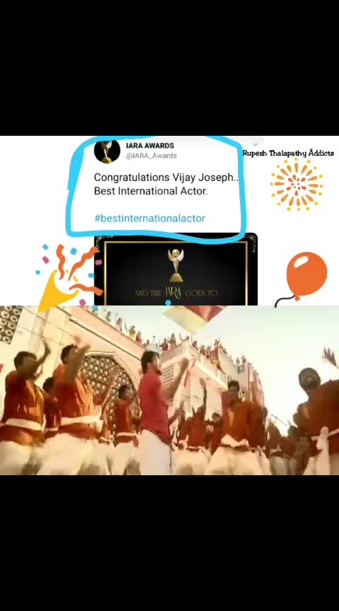 #best #international #award 👑👑