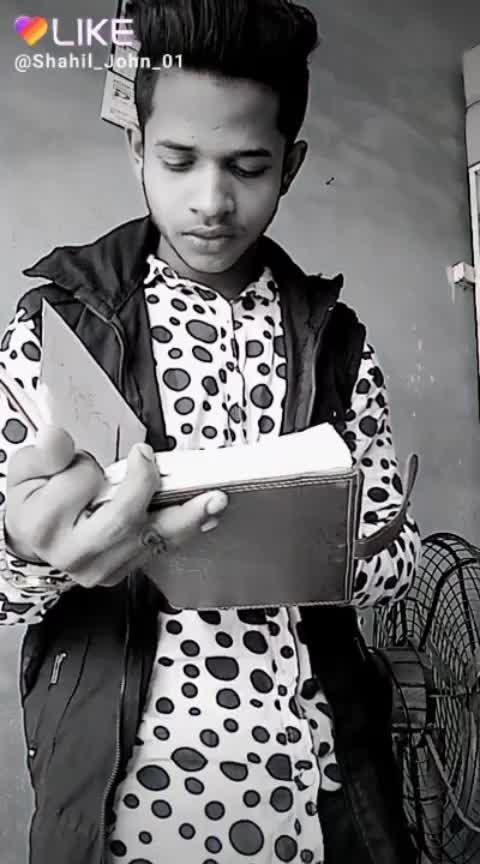 Aunty Nauratri ka Chanda #rosopostar #shahil_john_01
