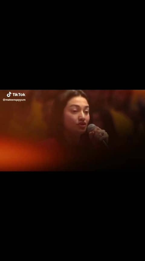 Her speech is awesome Yaar....☺sach a motivater lady👸👩 #roposo #roposo-haha #roposo-soulful #roposo-awesome #roposo-wow
