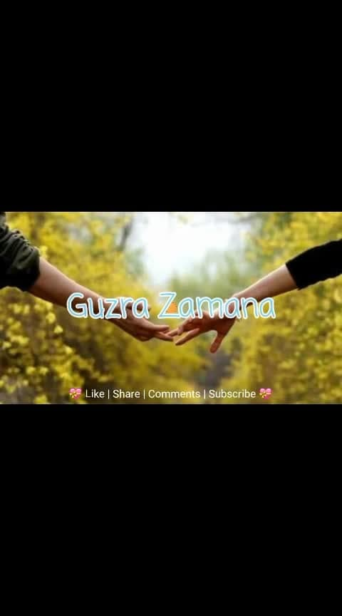 Jaan jaye re  #bhul #anjana #gazra #zamana #sadlovestatus #roposo #india-punjab