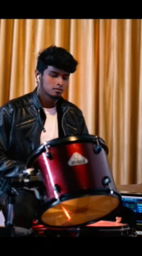 #rops-star #killing #drums #roposo-music