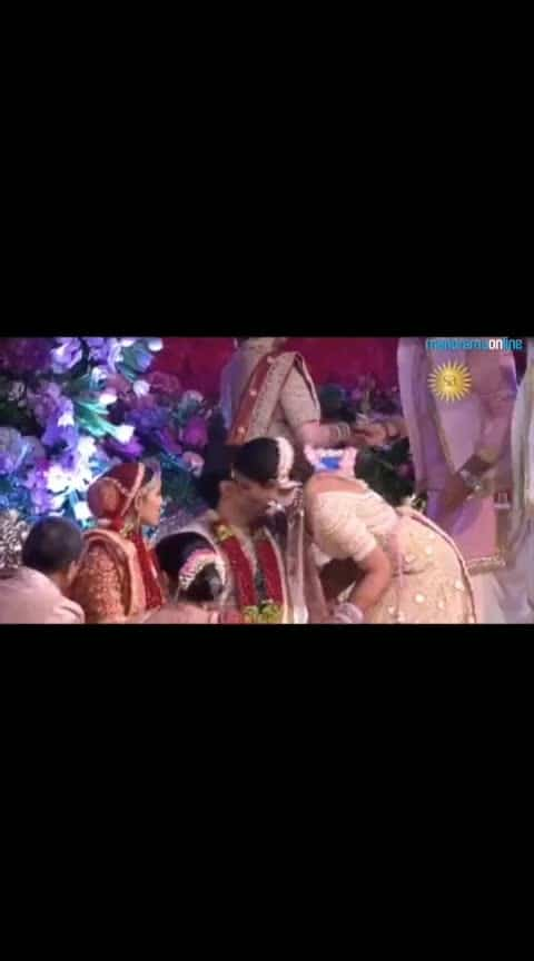 Akash Ambani and Shloka Mehta wedding😎😎😎😎 #trendying #awesomelook #bestvideo #trendinglive #wow #celebration #rangoli #marriagemoments #shaadiseason #marrige #woohoo #superb #filmistaan #roposostars #bhakti