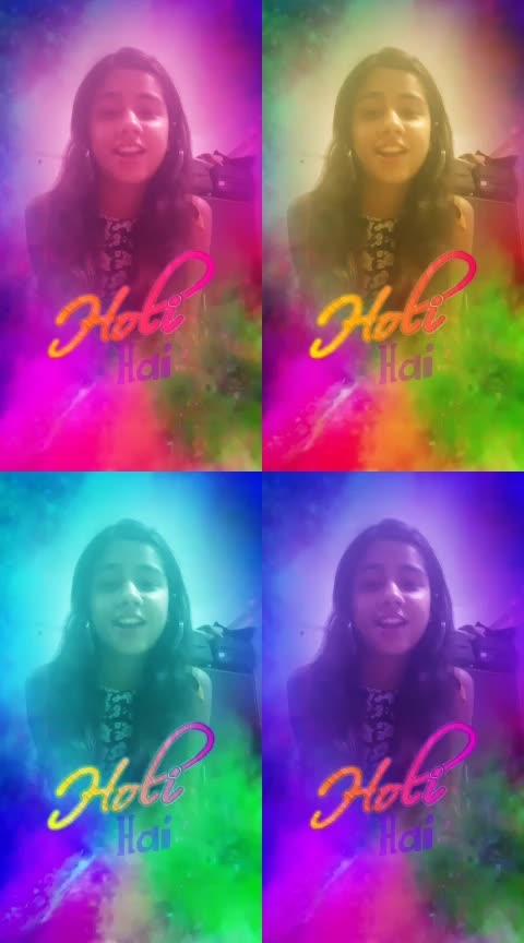 #holihai #featureme #badrikidulhania