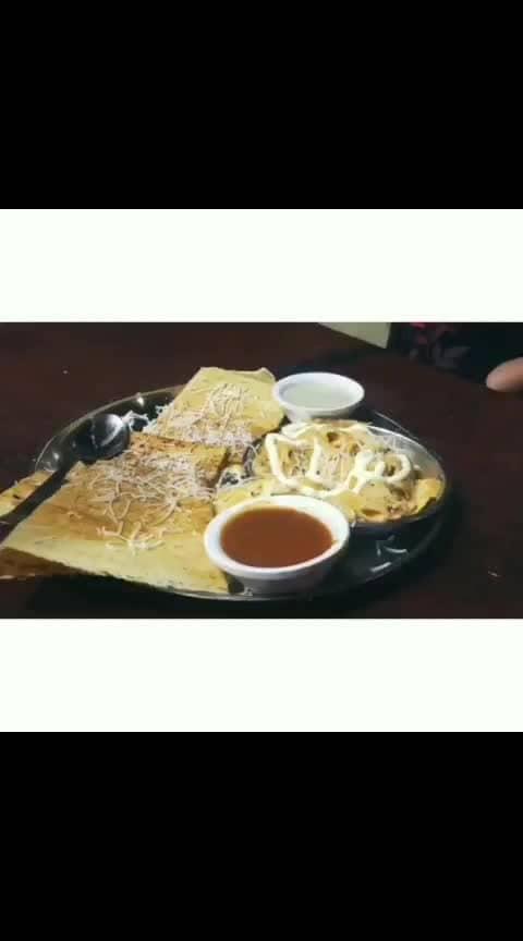 pasta dosa 🤤 #mumbai #streetfood #streetofmumbai #food #foodphoto #pasta #love #youtubechannel #instagram