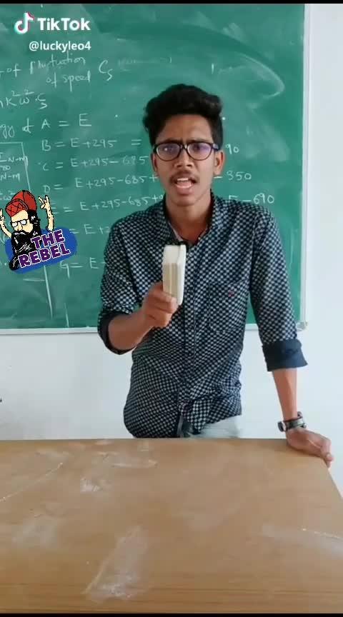 #roposo-funn #crazy-student