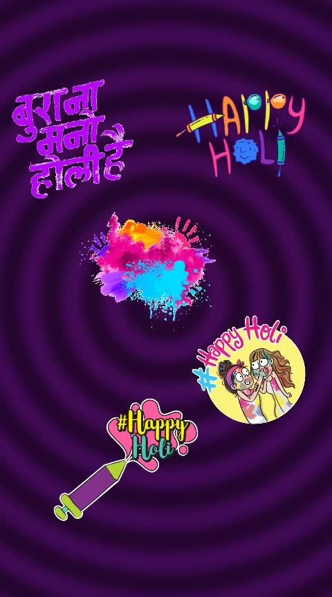 #happyholi #rops-star #holifestival
