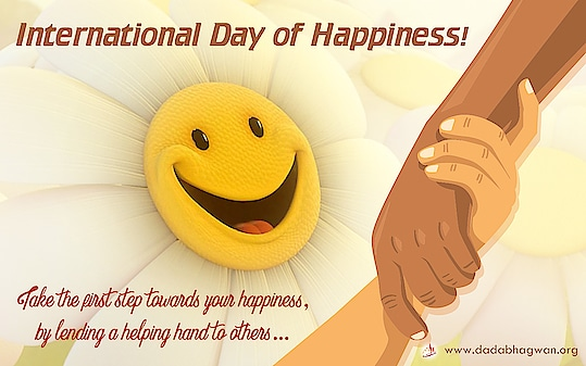 International Day of Happiness  Research says that people today are lonelier, unhappier and more stressed out than ever before. Some of the factors that contribute to this state are decreased social connections, increased dependency on technology, time constraints etc. Not to mention loneliness not only affects us mentally but it also has adverse effects on our physical health.   So how can we combat this growing threat? Find out here:   https://blog.dadabhagwan.org/latestupdates/international-day-of-happiness-2019/   #happy #happiness #humanity #self #soul #spiritual #quote