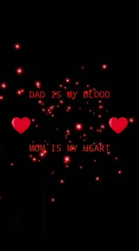 #loveyoumomdad