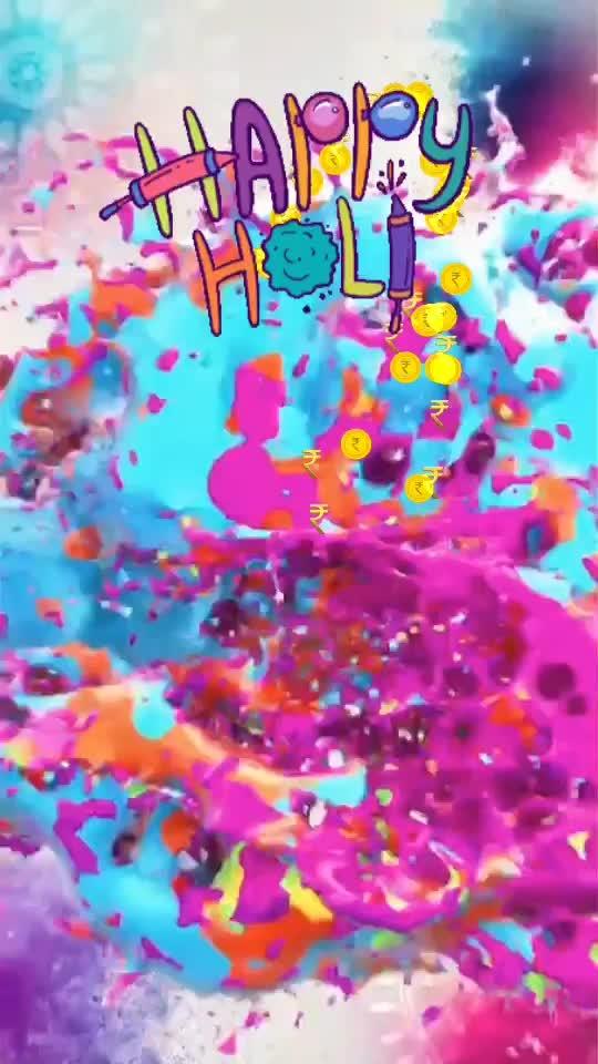 #happyholi, # holi2018