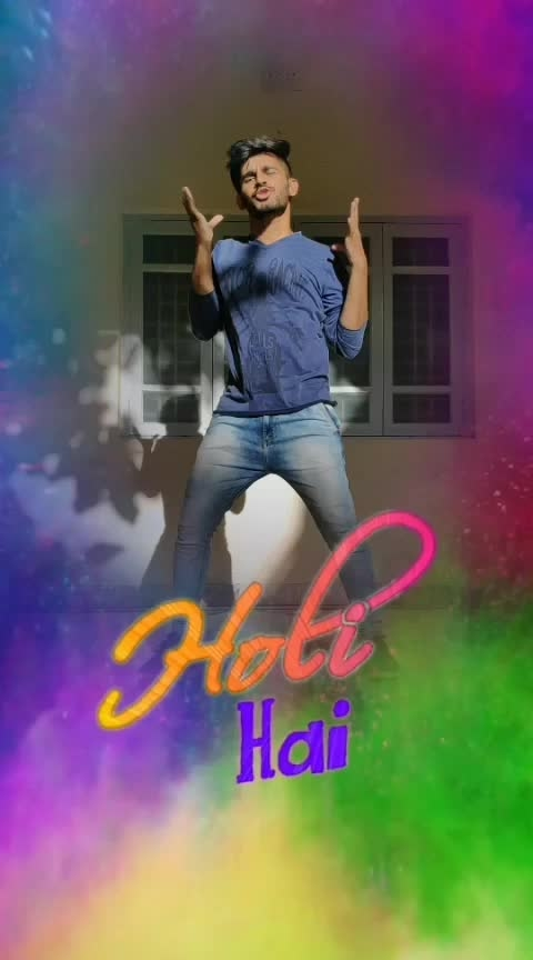 Happy Holi❤ #holihai2019 #holi2019
