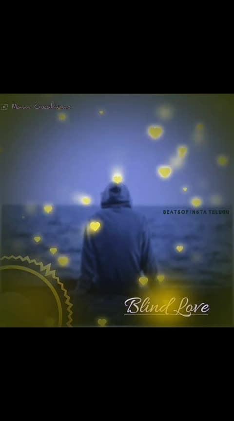 #beautiful-lyrics #blindlove