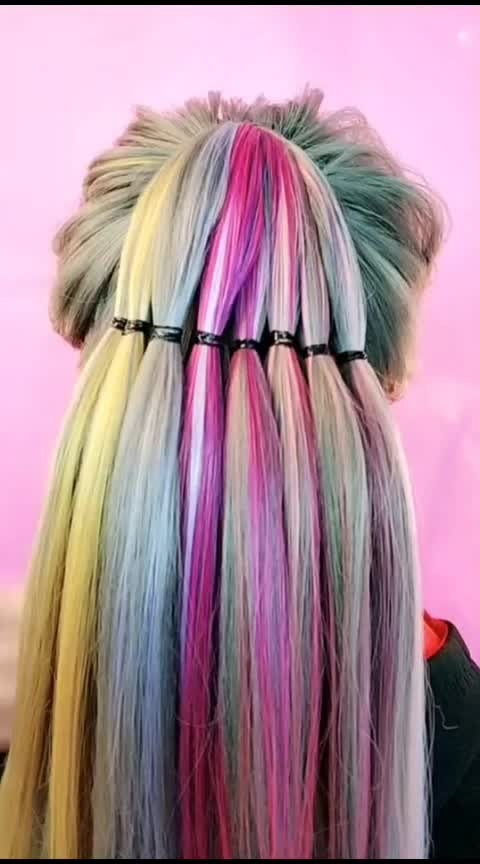 #hairstyle#new-new-idea #omgcrazy
