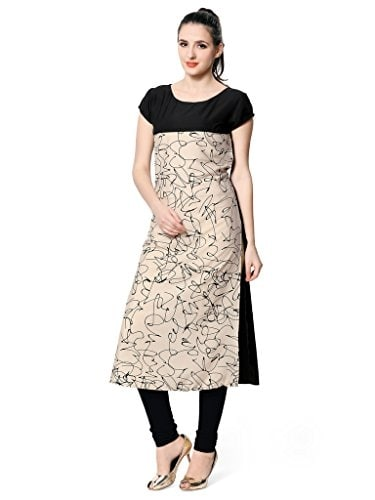 Vaamsi Women A-Line #Kurta @ Rs.375. Buy Now at http://bit.ly/2FpRt5e