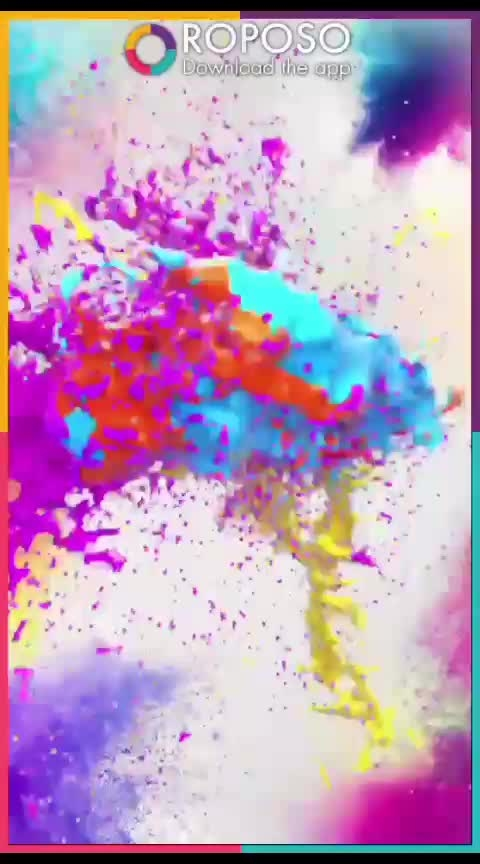 happy holli...!!!  this holli wants to become the every mans life color full...!!!  @krishnachowdary03 @butterscotch01@shaikmastanvali0799  @aru1513813c @holly  #holly #holli #holi-------------specel---------- #happy-holi-roposo #roposo-new #roposo-happy-holi-roposo