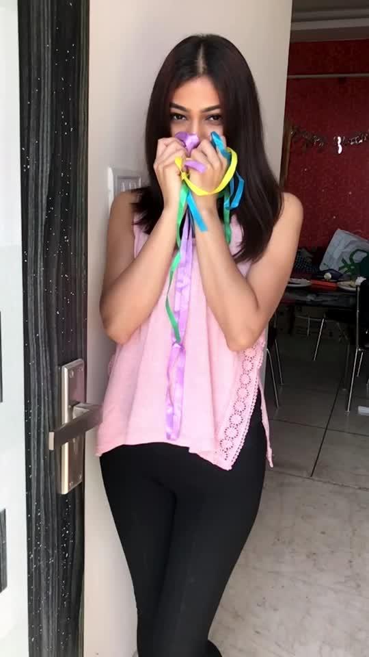 Happy holi💃Insta-Kratika.gupta.12 #indian #gulabo #happyholi #holi2k19 #bollywood #rops-star #rops-style #rop-love #rop-beauty #ropsofashion #kratikagupta #foryoupage