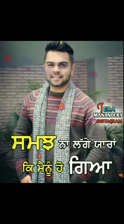 krde ha #akhil_punjabi_singer  #whatsapp-status #roma  #punjabistatus