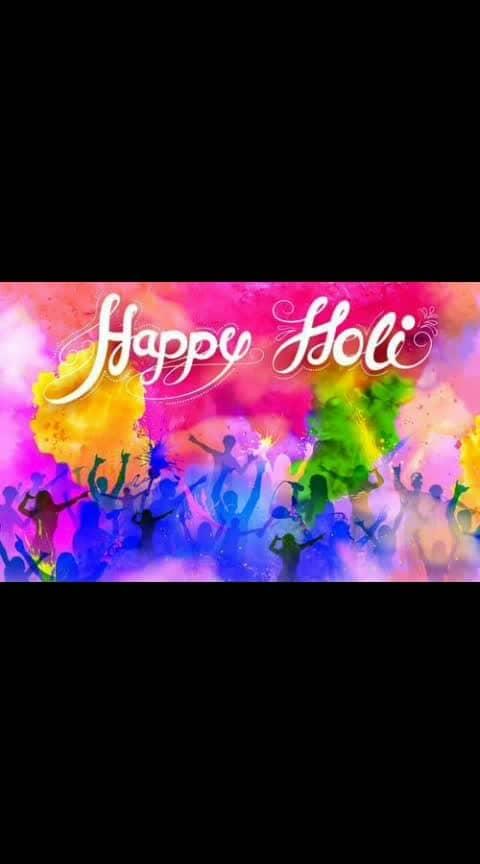 #happy_holi #balampichkari