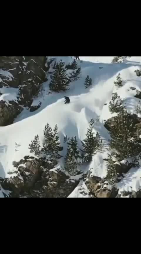 Wow this is amazing!! Who would do this?? ⬇️⬇️⬇️ • • • • • • • • #🎿 #😂 #likeforlikes #followforfollowback #likelike #follow #wow #snow #avalanche #skiing #ski #skis #lol #jump #sendit #fast #skiing🎿 #boots #nice #amazing #technique