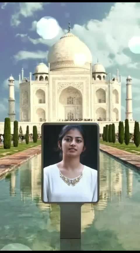 tajmahal dekho ye pagli #new  #love-song #roposo-trending #loveing #roposo-----missing #video #viralvideo #dailylife #my-love #in-love-