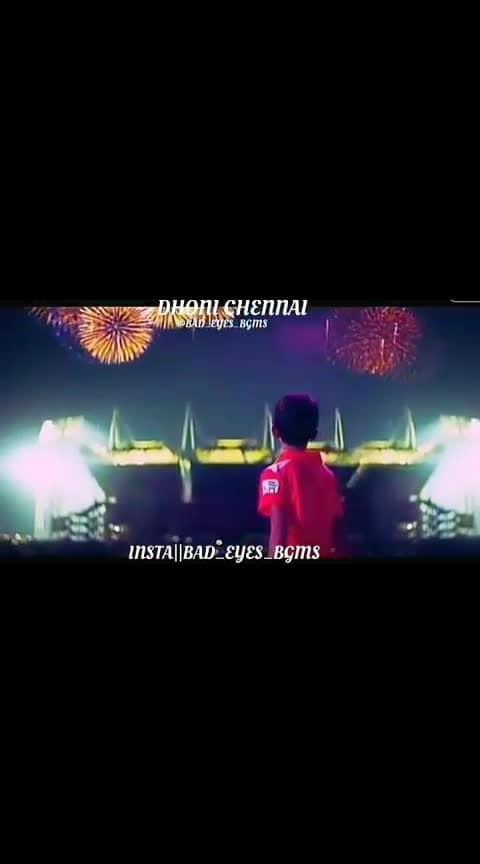 #dhoni-csk #cskisback #cskians #csklover #dhonism #dhoniforever #dhoni-csk #thaladhoni #yellowlove #whistlepodu #gethuda #ipl2019