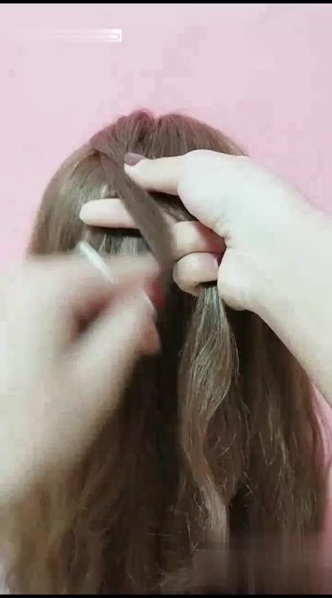 #hairstyle #hairlove #hairstyleing #beautiful-life