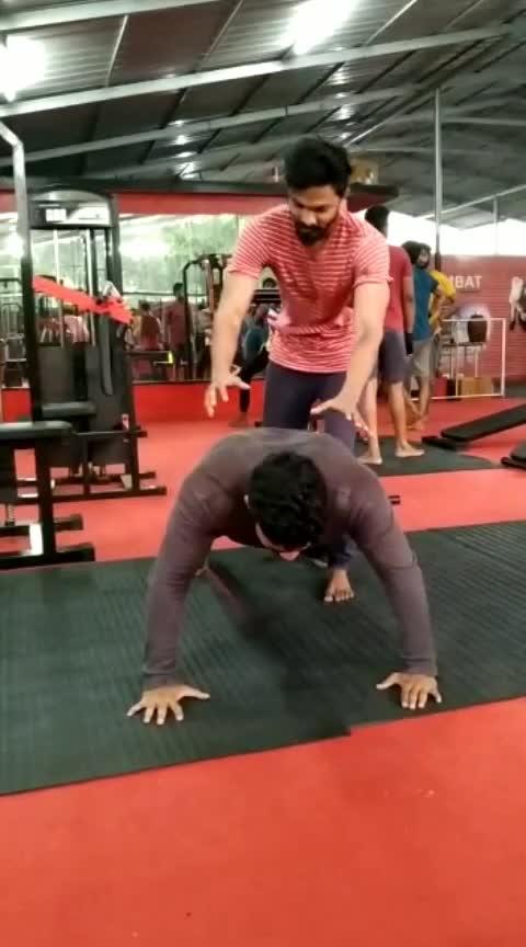 #bodybuilding #pushups #goalsoflife