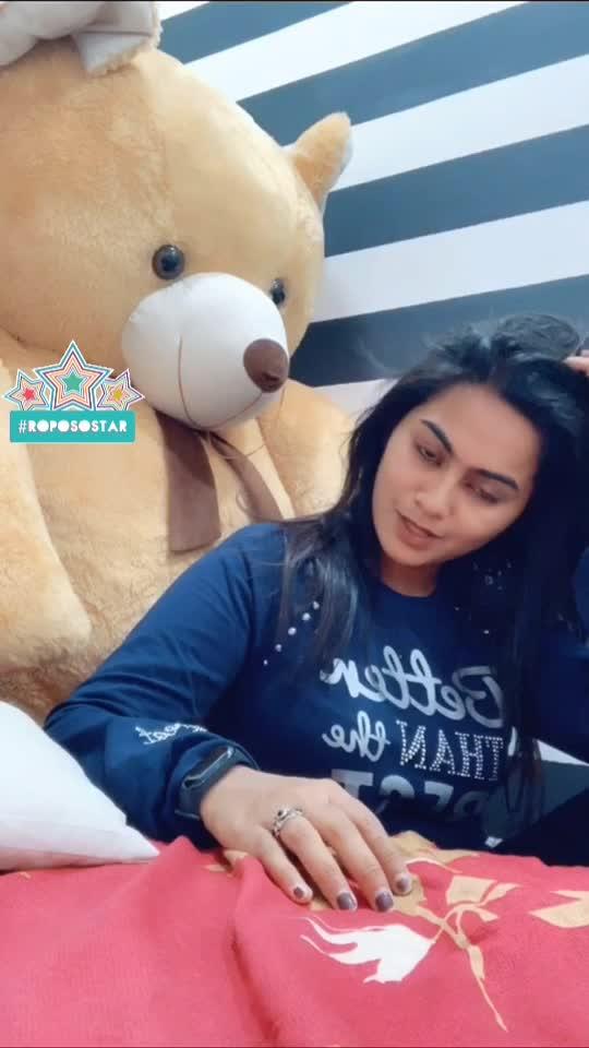 Manasa 🙈❤️ #roposostar #telugu-roposo #roposostar