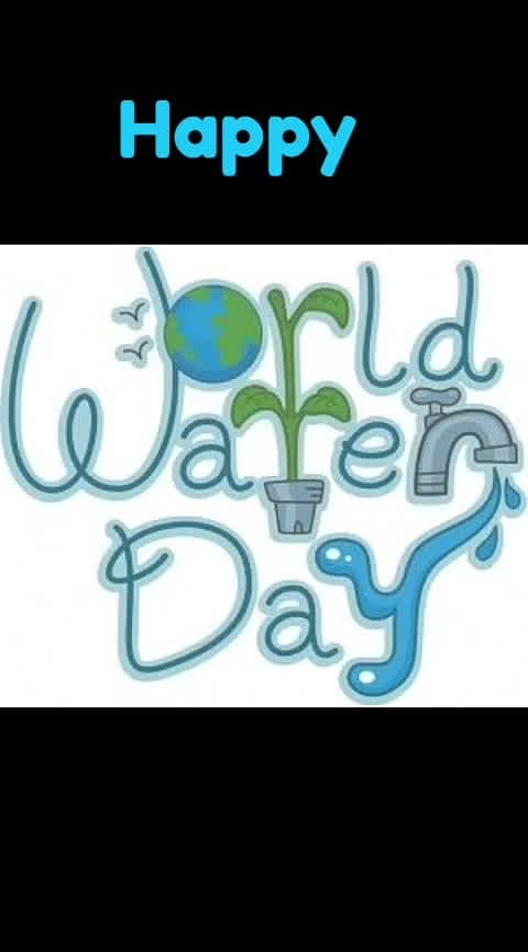 #22march #happywaterday