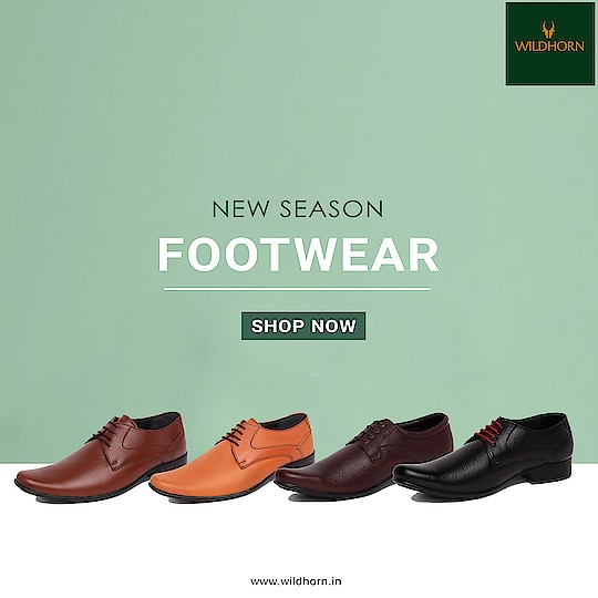 New season footwear collections only at wildhorn visit at www.wildhorn.in . . . #lifestyleblogger #Trends #wallets #wildhorn #Luxury #mensfashion #criticschoice #english #england #gentlemanstyle #contemporary #elegance #design #style #newage #fashion #inspiration #wallets #wildhorn #sophisticated #modernart #republicday #republicdayindia #insta #instafashion #merlot #leatherjacket #leatherhead #sale #discountcodes #discountcodes #dealoftheday #highlights #valentinesday2018 ##creativespace #rx100 #partystarter #thehappyone #weekend #thecomedian #drama #romantic #natural #super