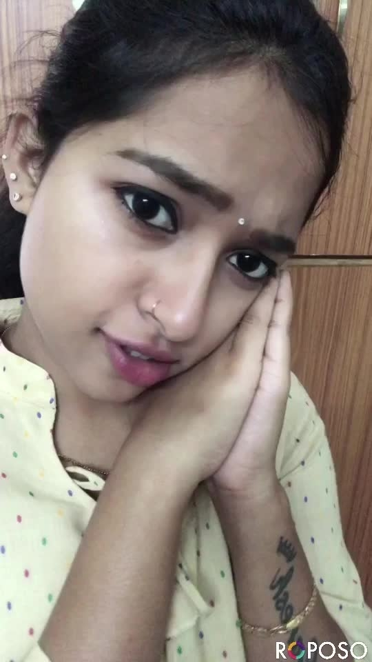 kallokostav ankunna  #songs  #roposostar #roposo-telugu  #filmysthan