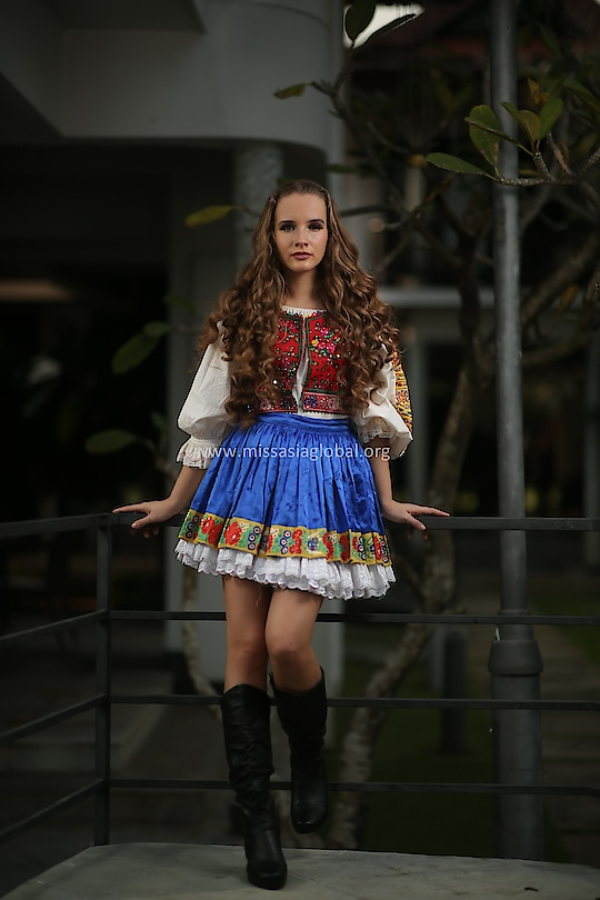 Miss Czech Republic #MissAsia2018 #missasiaglobal2018 #pegasusevent #godsowncountry #incredibleindia #manapuramfinance_LTD #DrAjitRavi #DQwatches #sajearthresorts #MissAsiaGlobal #MissCzechRepublic #lucieřezáčová
