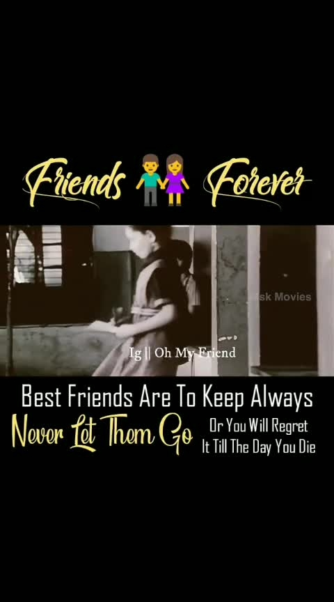 #tag_your_friends❤️❤️❤️ #and_make_them_feel_special😘 #bff #bestie #b #friends #truefriends #truefriendship #friendsgoal #friendslove #friendsforever #f #friendshipquotes #friendshipquote #friendsgiving #tamilsong #tamilcinema #ohmyfriend