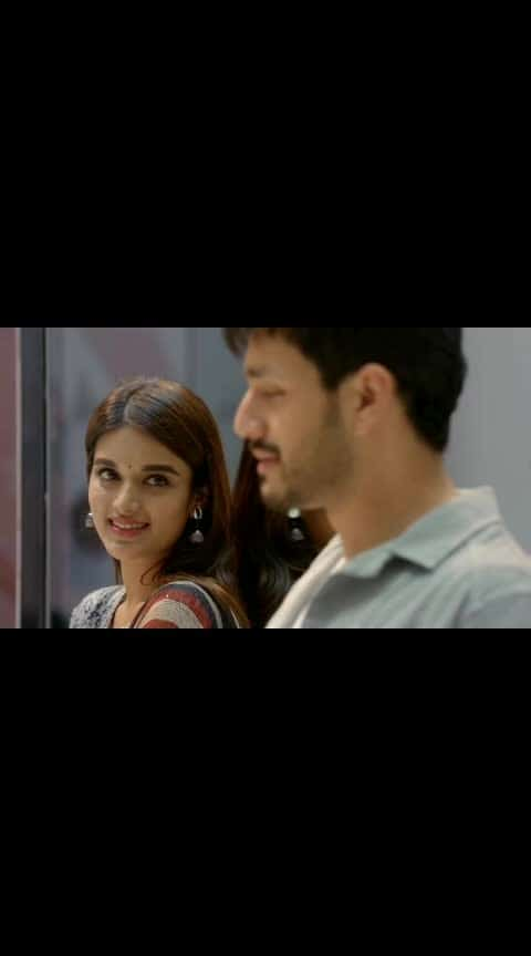 Nidhi Agarwal  Emotional lovely Song ❤️❤️ #nidhiagerwal #nidhiagarwel #akkineniakhil #mr-majnu #mrmajnu #mrmajnuteaser #mrmajnutrailer