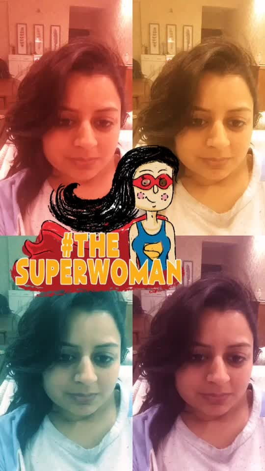 Hello Friends !!! My 1st post #yay #hello #ropo-lov #thesuperwoman